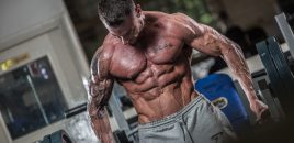 Adam Bates – Gym Shoot